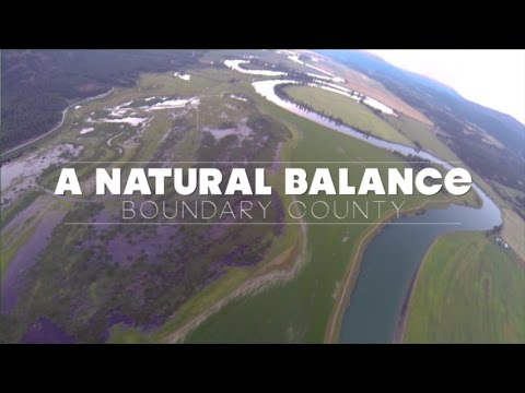 """A Natural Balance""   Boundary County"