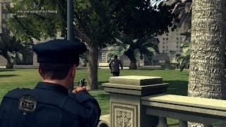 L.A. Noire - PC Game-Play 1080p 60fps - Part 4