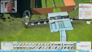Planet Coaster Alpha 3 - How to build a dark ride!