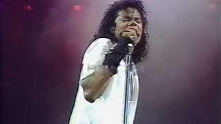 Michael Jackson - Dirty Diana - Live in Rome 1988