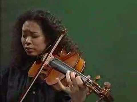Courante from Suite No. 1 in G by Bach - Nokuthula Ngwenyama