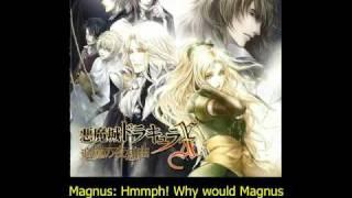 Castlevania Radio Drama (English sub) part 2/7