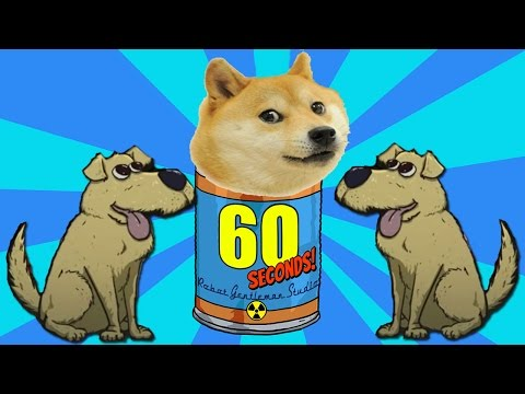 THE DOGE CHALLENGE! | 60 Seconds Game