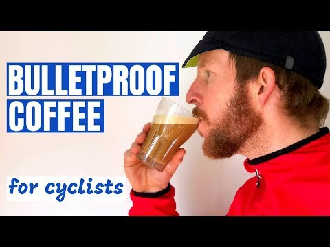 Bulletproof Coffee for Cyclists (Benefits & Recipe)