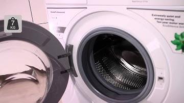 Bosch WAN280L7SN vaskemaskine