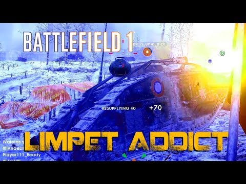 Battlefield 1 - Limpet addiction? Nooo