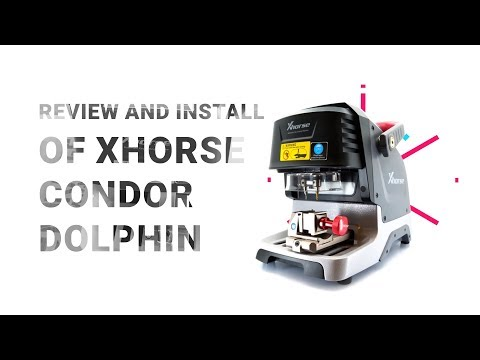 Review And Install Of Xhorse Condor Dophin