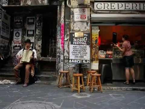 Dark Eyes on antique Settimio Soprani accordion