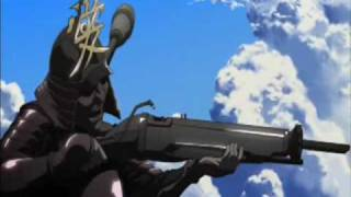 Afro Samurai Resurrection: Opening song and a bloody fight