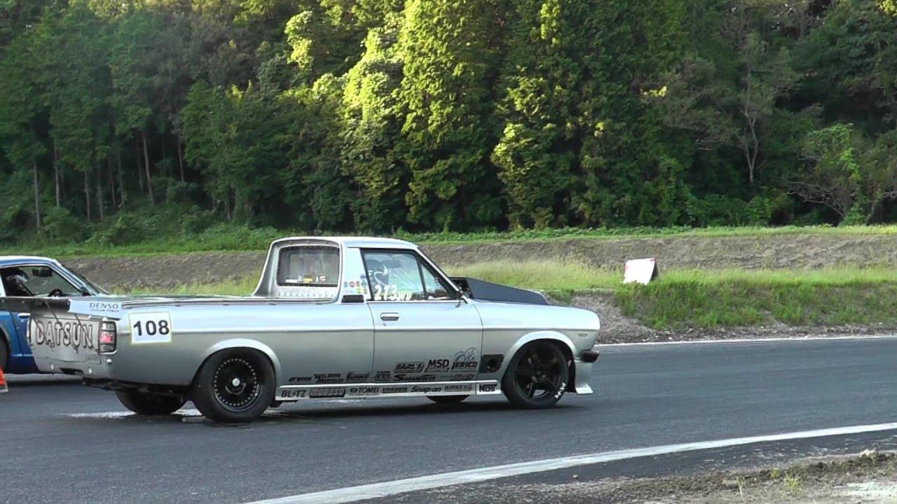 Nissan datsun 510 truck - Nissan Datsun 510 Truck 14