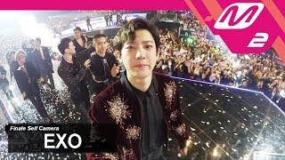 (미공개) [2017MAMA x M2] 엑소(EXO) Ending Finale Self Camera