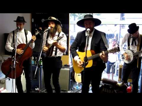 The Dead South - One Armed Man - Live at \