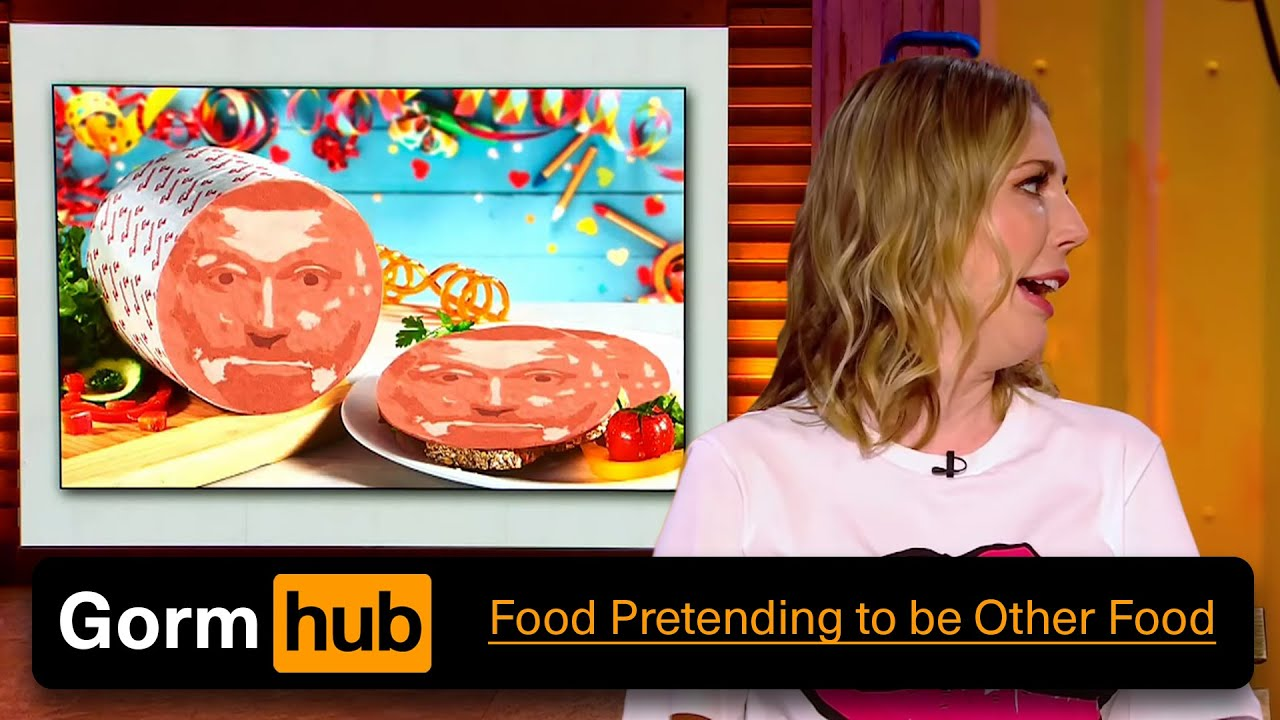 Food Pretending to be Other Things | Terms & Conditions Apply