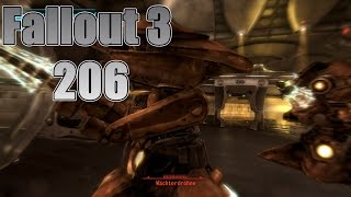 FALLOUT 3 #206 - Die Vernichtung der Roboter [Gameplay, German, Deutsch] [Let´s Play FALLOUT 3]