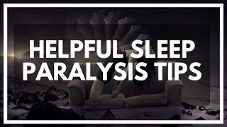 Sleep Paralysis Tips for Lucid Dreaming - HowToLucid.com