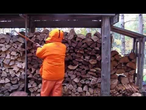 le bois est sec