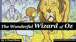 THE WONDERFUL WIZARD OF OZ - FULL AudioBook | Greatest Audio Books
