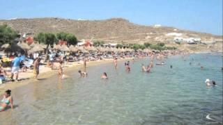 Beaches Mykonos - Greece - Sailing Holidays - Destinations