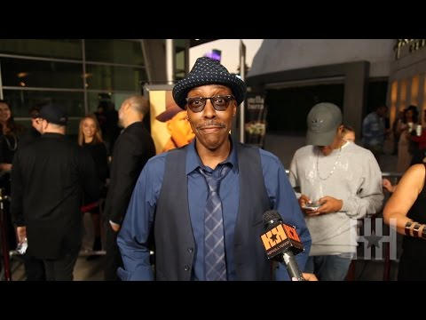 Arsenio Hall Dishes On New Projects With Eddie Murphy