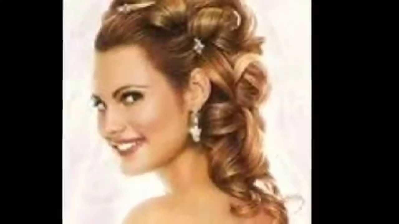 Lo ultimo en peinados de novias tendencia primavera verano 2015 2016 youtube - Lo ultimo en peinados de novia ...