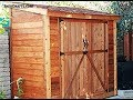 4x6 Lean To Shed Plans Blueprints For Creating A Simple Tool Shed