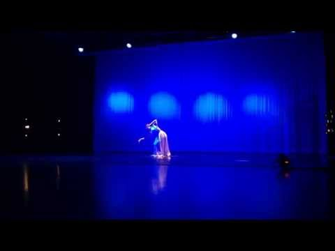 Fix Me Jesus solo from Alvin Ailey's 'Revelations' A Level Dance