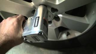 Review of Husky Impact wrench from Home Depot