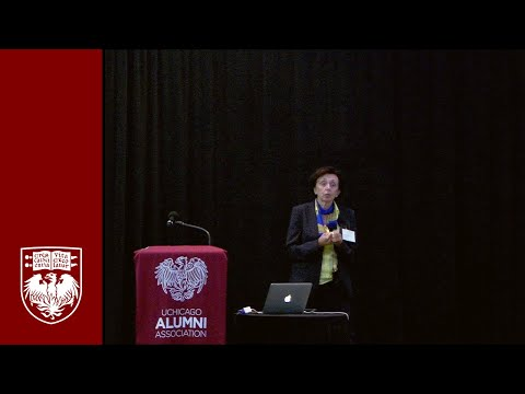 Harper Lecture with Giulia Galli: An Integrated Microscope for Water at Surfaces