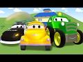 Сборник эвакуатор том в автомобильный город      мультфильм для детей