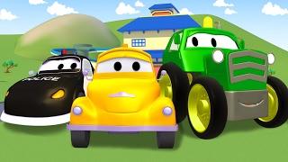 сборник: Эвакуатор Том в Автомобильный Город  🚚 🚗 ✈️️ | Мультфильм для детей