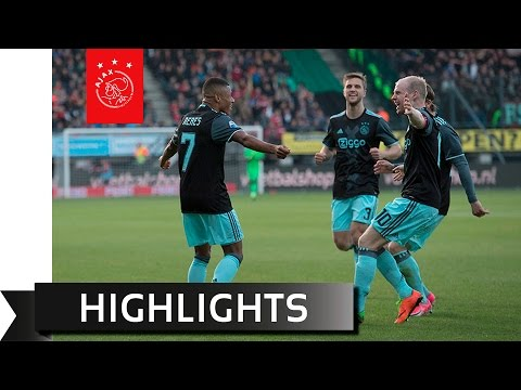 Highlights NEC - Ajax