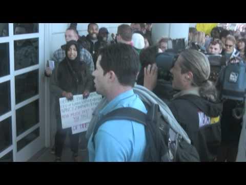 The Start of Something Big... Occupy Albany.mov