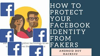 How To Protect Your Facebook Account From Fakers 100 works!!