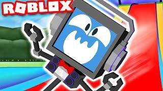 GIANT SLIDE à ROBLOX! (FACECAM)