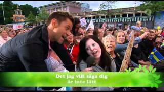 Rickard Olsson - Jag Vill Vara Din Margareta