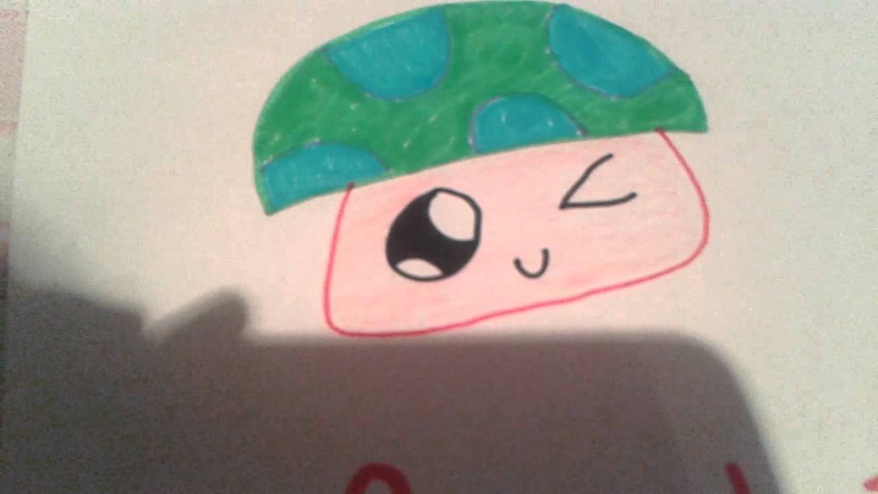 Disegni kawaii youtube for Immagini disegni kawaii