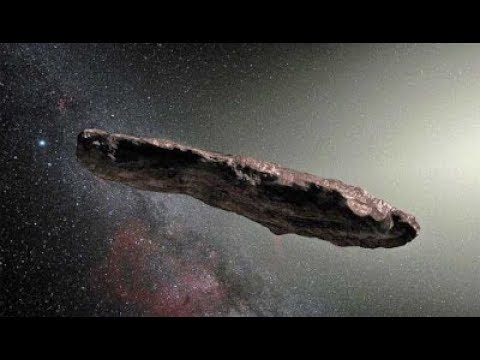 Oumuamua Turns Right Near the Sun By Telescope? Hqdefault