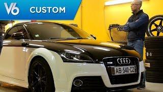 Surbooster sa Audi TTS - Les essais custom de V6 Chaque émission de V6 c'est encore plus d'essais exclusifs, de rencontres insolites et de moments ...