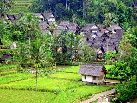 Kampung Naga Village Sundanese Culture from Indonesia