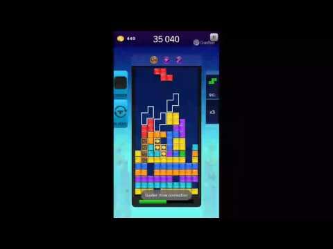 !!Subiendo de Nivel Tetris Blitz!! - Jugando en Android -