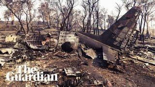 Air crash investigators recover black box from C-130 wreckage