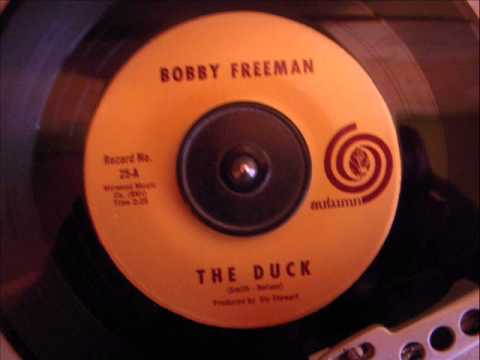 BOBBY FREEMAN - THE DUCK