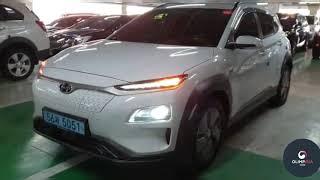 Hyundai Kona Electric 2018 Premium|Видео обзор авто перед покупкой