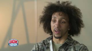 Tyrone Nurse on ring return, British Title defence & moving up in weight