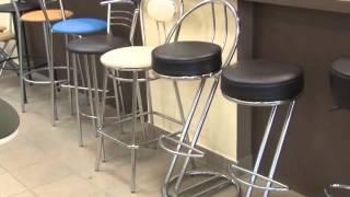 видео Высокие стулья для кухни