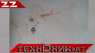 Drawing cute little cat (time lapse) / рисую маленького милого котёнка (ускоренное видео)(Drawing cute little cat (time lapse рисую маленького милого котёнка ускоренное видео Будем рисовать ! ВКонтакте / vk http://vk.com/c..., 2014-09-27T12:20:40.000Z)