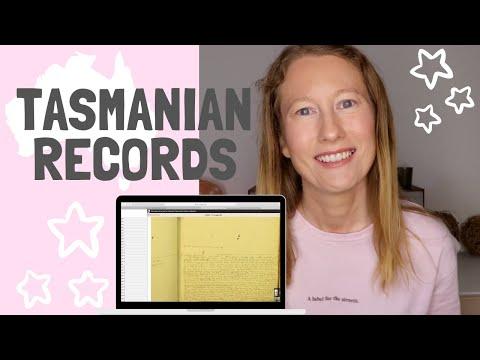 Using The Tasmanian Names Index (Amazing!!!)