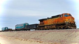 Special New Locomotive Delivery Train