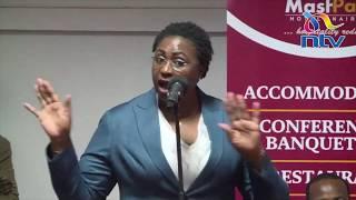 Aisha Jumwa recites Revelation 3:11, affirms support for Mariga