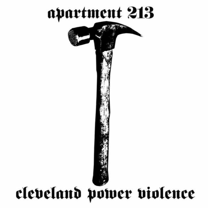 Awesome Apartment 213   Cleveland Power Violence LP [2014] Re.
